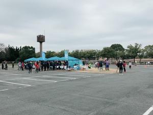 第2回UP RUN彩湖ウインターマラソン大会